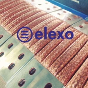 Braided Power Conductors - Slotted Holes [FTR A Type] R